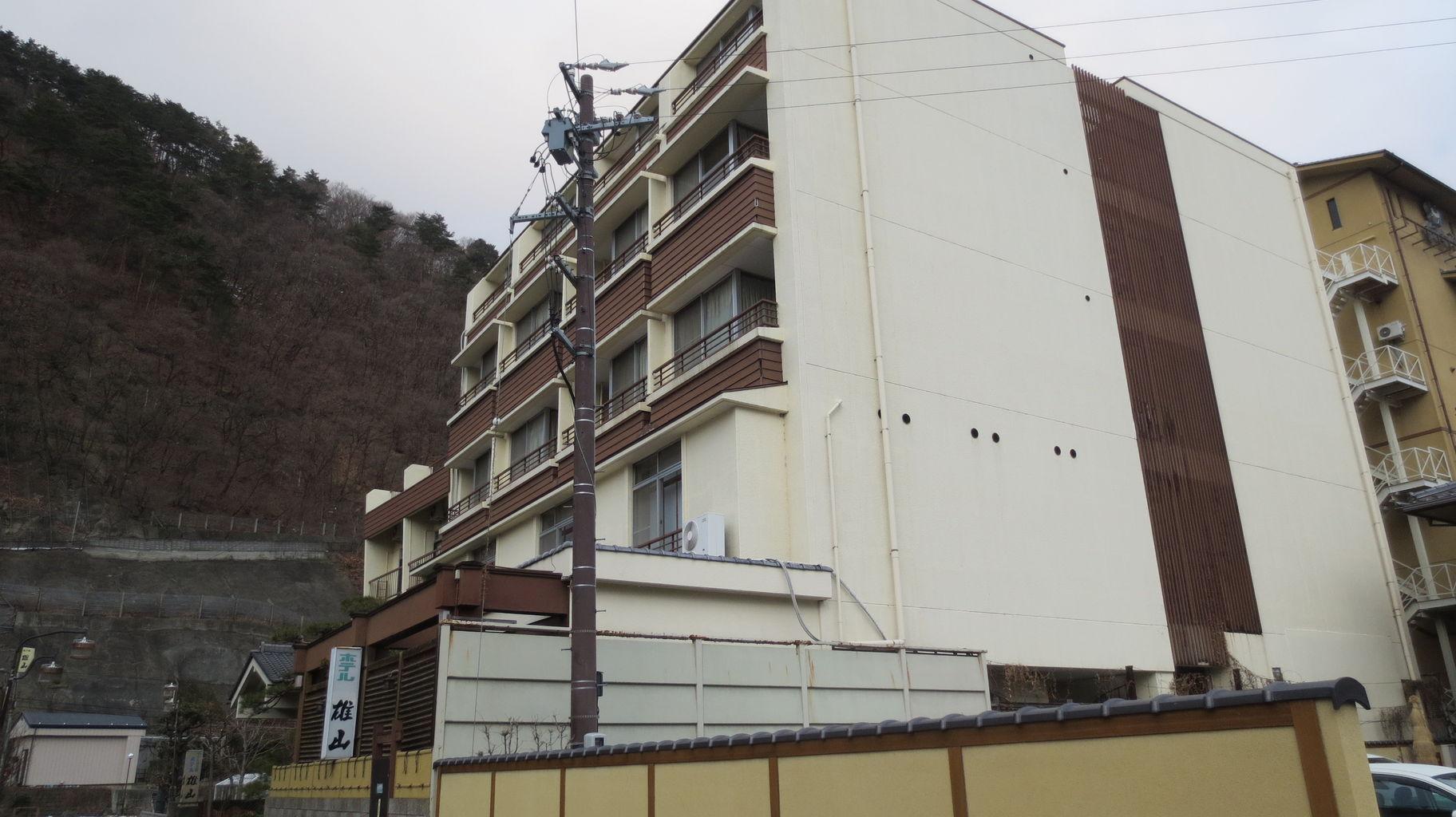 戸倉上山田温泉 ホテル