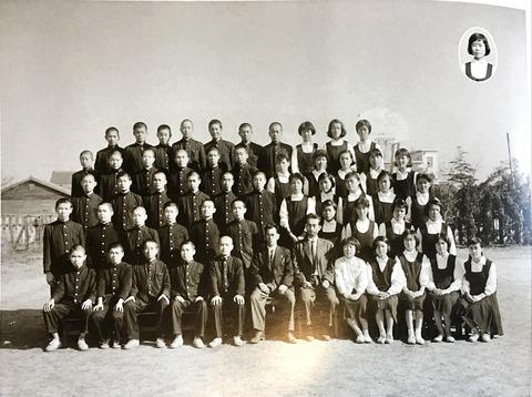 中学卒業写真 (1)