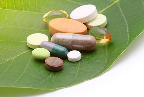 supplements-leaf