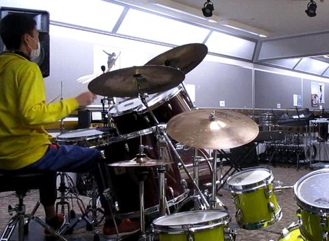 ドラムスタジオ