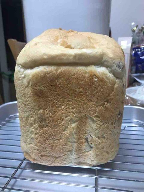 薄焼きドライフルーツパン