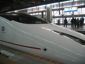 九州新幹線つばめ旅行画像 031