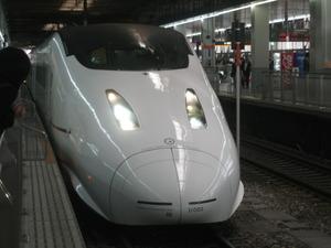 九州新幹線つばめ旅行画像 029