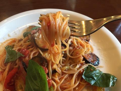 『イタリア系 旬の創作料理 百葉箱』ランチ