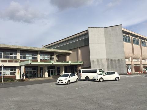 江南市民体育会館2017