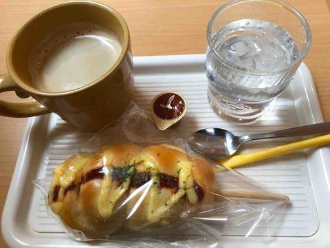 『くるみのパン屋さん』モーニング