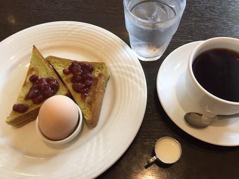 『Cafe CORTILE(カフェ コルティーレ)』モーニング