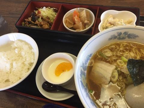 サッポロラーメン名犬 江南店ランチ