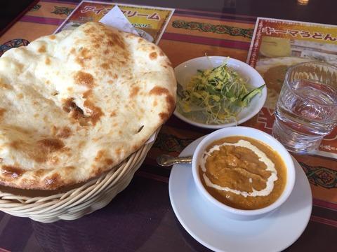 インドレストラン『シナモン』モーニング