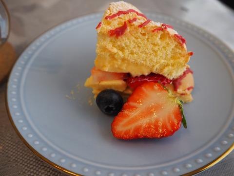 『おうちパティスリー pomme(ポム)』ケーキづくり教室 試食タイム