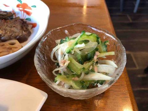 『栄夏 EIKA Cafe & Restaurant』自家製野菜たっぷりの贅沢おばんざいランチ
