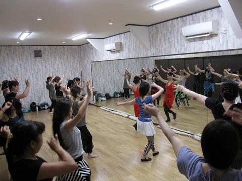 ベリーダンス「ターキッシュロマワークショップ」