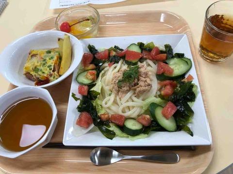 江南短期大学学生 給食販売