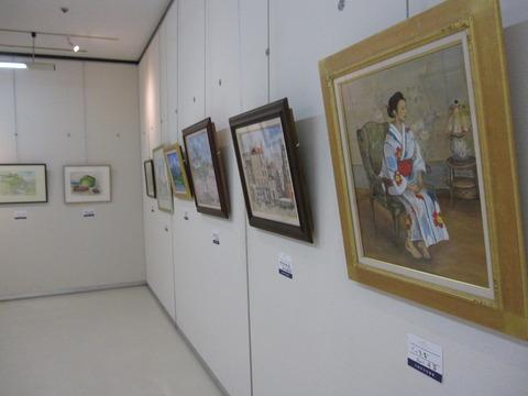 江南文化会館『第45回文化祭』絵画
