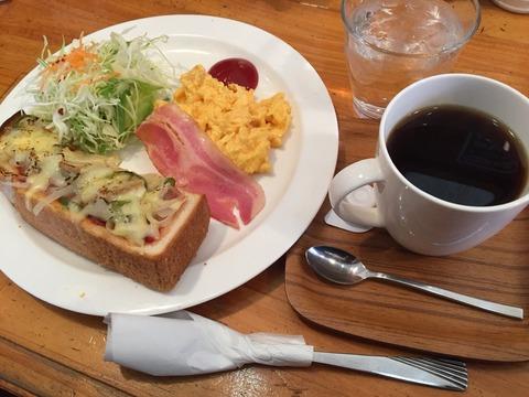 キッチン&カフェ「ヤマジ」モーニング