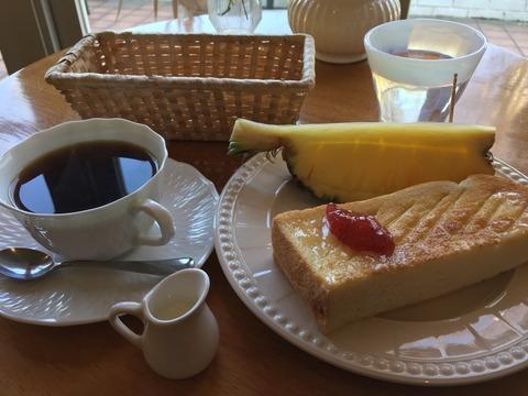 『CAFFÉ BOIRED ボワード』モーニング