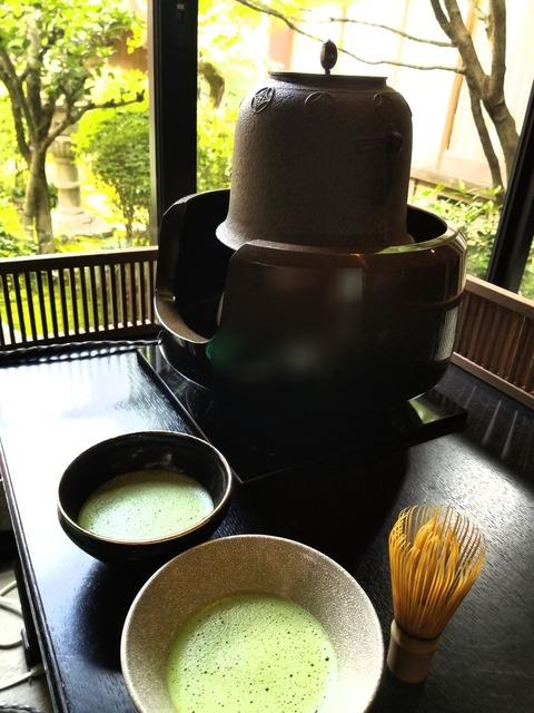 お寺deテーブル『茶道』