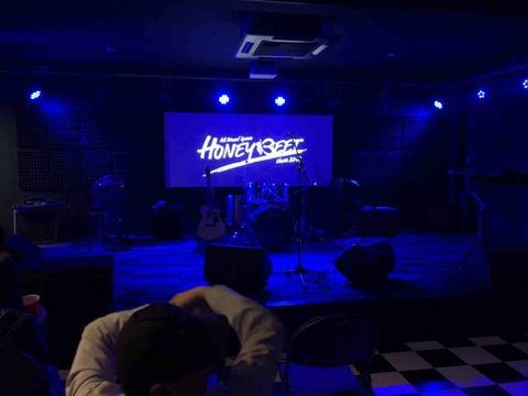 HONEY BEET(ハニービート)ステージ