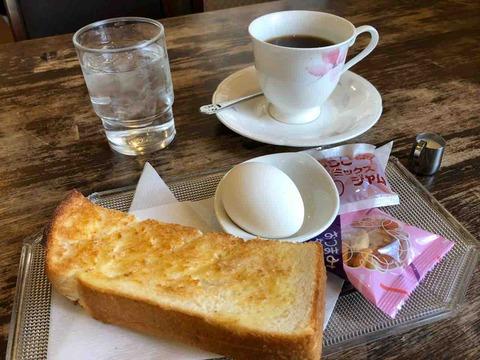 CAFEREST ADVAN アドバン モーニング