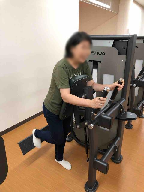 『イーグル フィットネス(EAGLE FITNESS)』下半身・腰まわりを鍛えるのマシン