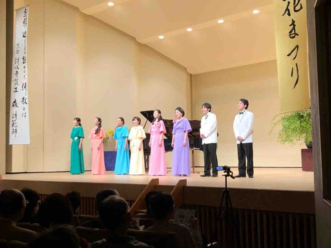 江南市仏教会「花まつり」花まつり客演コンサート「ココロニ」