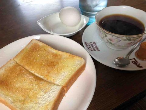 『COFFEE クラウン』モーニング