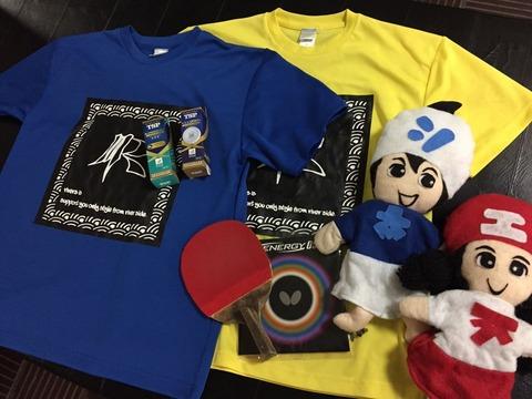 「T.T.H RIVERS」オリジナルTシャツ・「しえなん・シェスーノ」