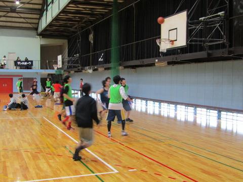 2016年春のいちょう祭スポーツ大会 2日目 バスケットボール(4月29日)
