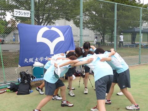 クラブ紹介part1【女子ソフトテニス部】