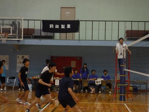 2015年春季スポーツ大会 5日目バレーボール
