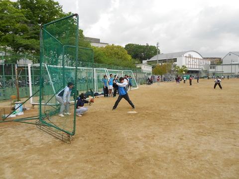 スポーツ大会【ソフトボール】