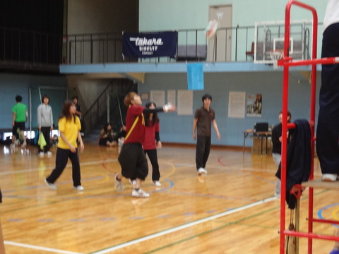 スポーツ大会【バレーボール】
