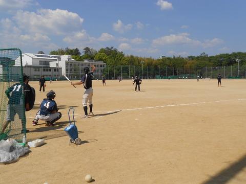 スポーツ大会3日目 ソフトボール