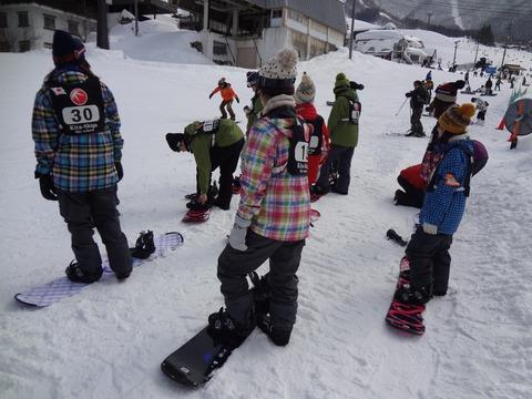 【遅報】長野にてスキーツアー開催