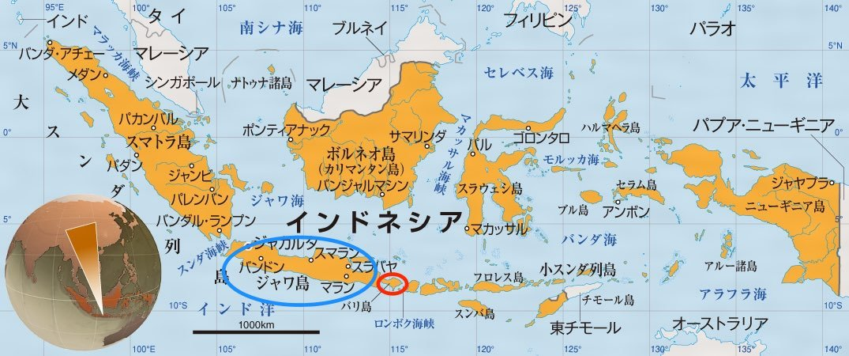 インドネシア(ジャワ島)編1 バ...