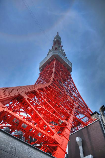 東京タワーHDR