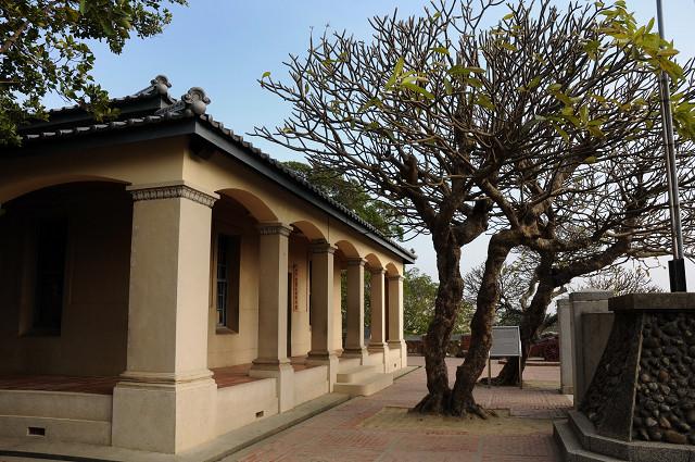 台南 安平古堡