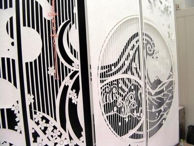 NU茶屋町アートピクニック2013に出展予定のkon-gara作品