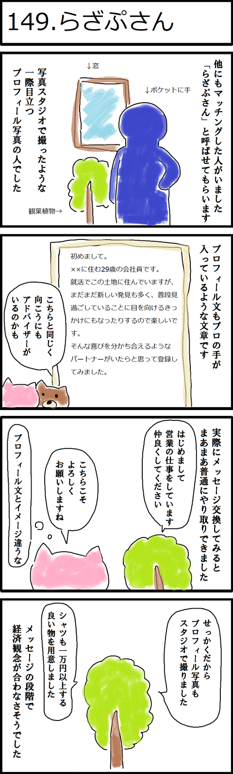 149.らざぷさん①