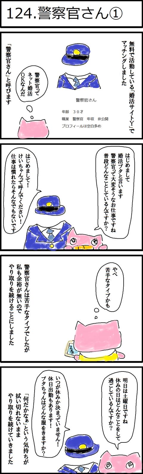124.警察官さん①