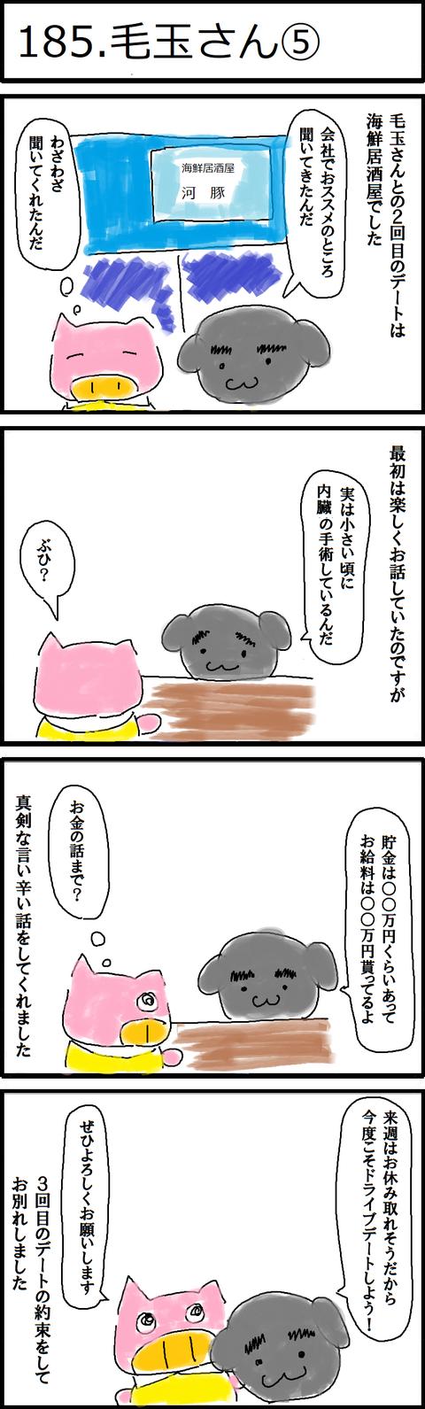 185.毛玉さん⑤