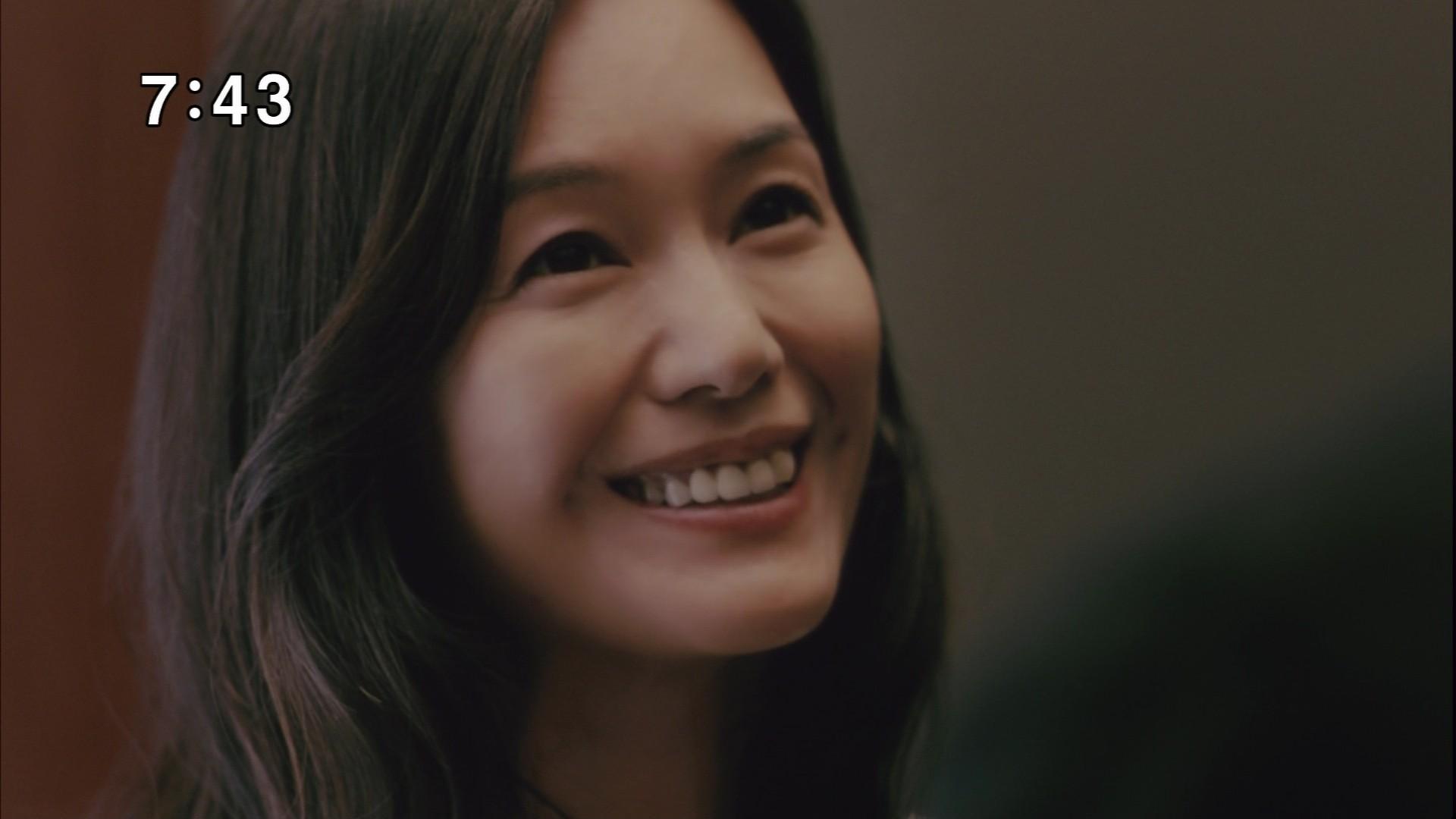 奥貫薫CM笑顔
