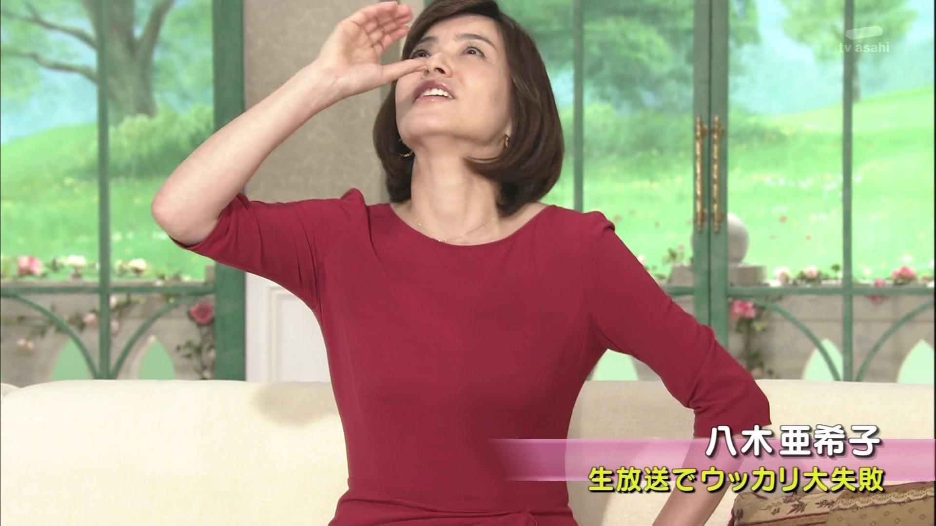 こんなテレビを見た。   徹子の部屋 八木亜希子 コメント