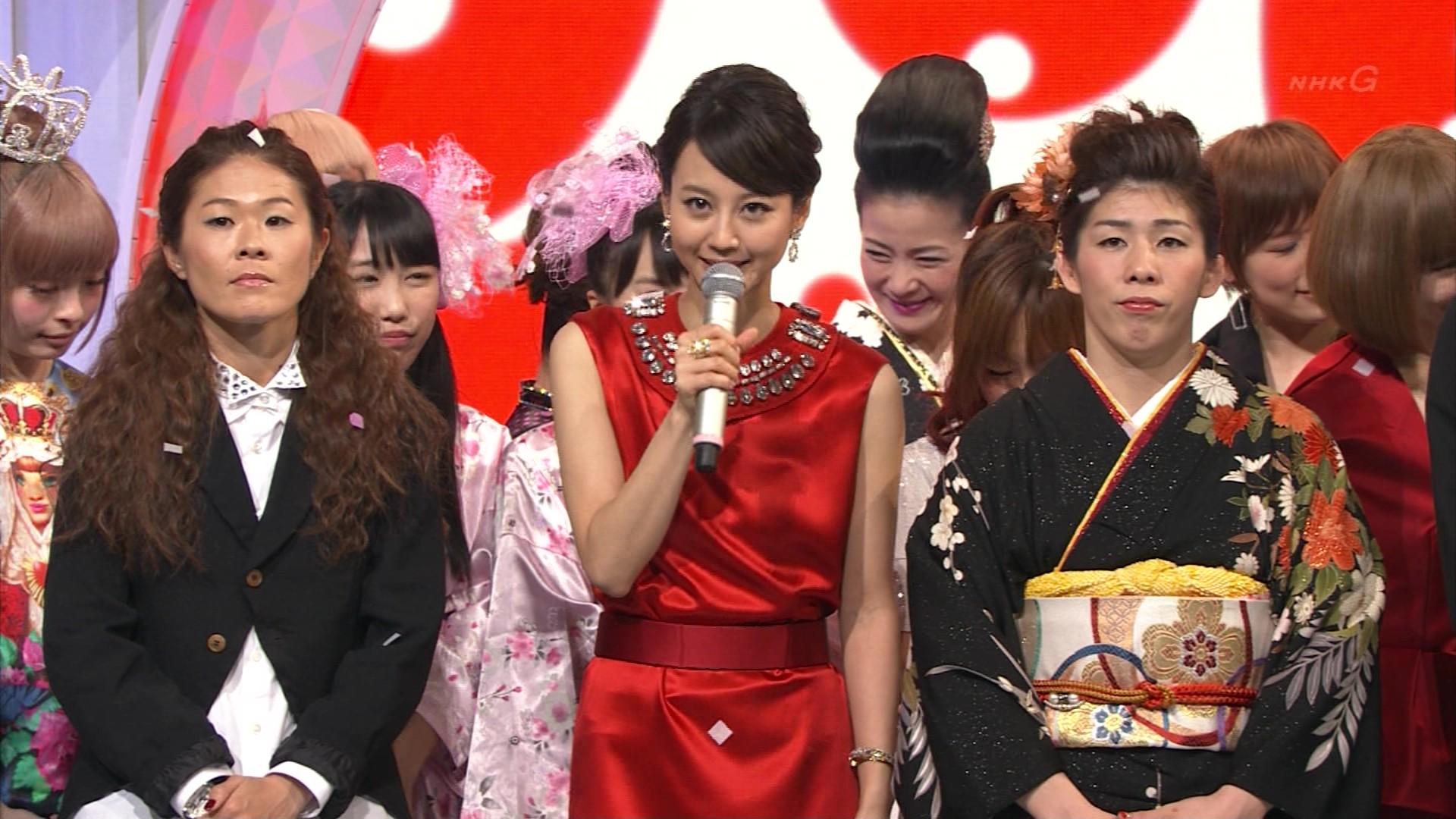 第63回NHK紅白歌合戦