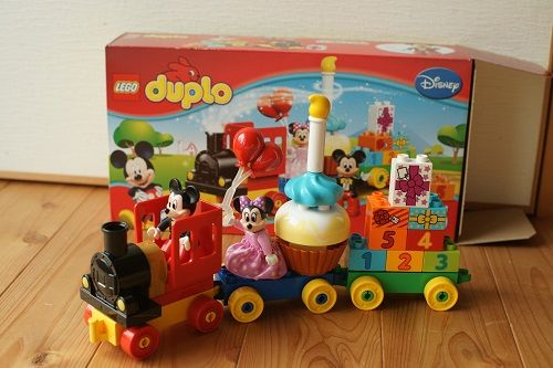 10597 LEGO Duplo Mickey /& Minnie Birthday Parade DUPLO Disney