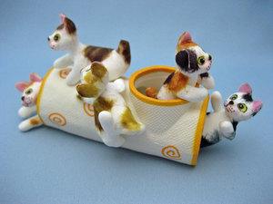 猫トンネル
