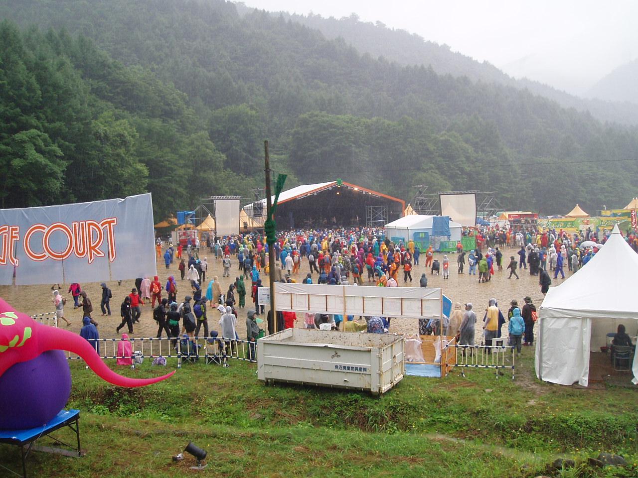 FUJI ROCK'09 001