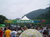 FUJI'08 入場ゲート