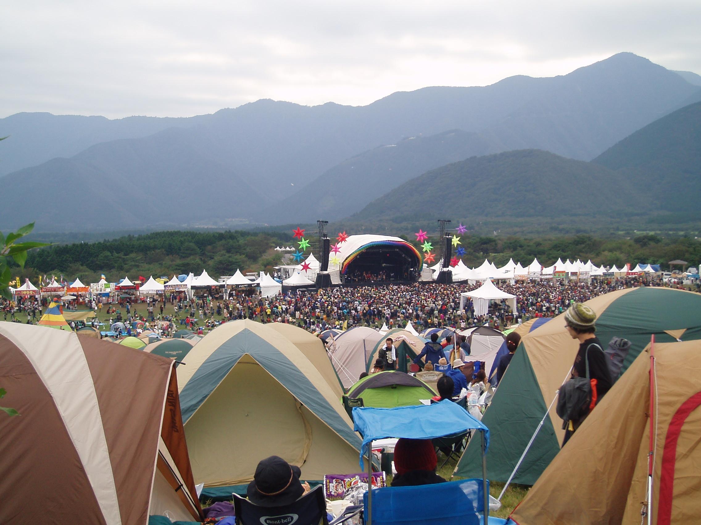 朝霧'07 OZOMATLI
