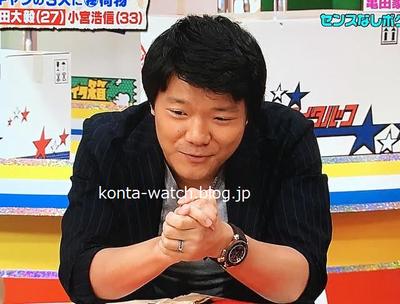 亀田 大毅(世界2階級制覇王者) ガガミラノ クロノスポーツ45mm